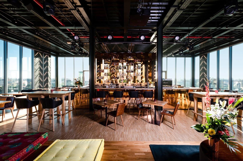 Architektur für Restaurants, Bars und Hotels | OOW Architekten Berlin