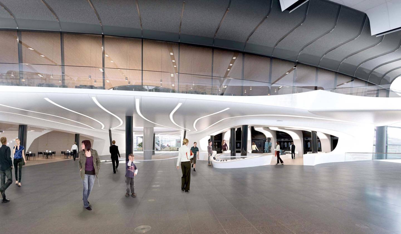 Architektur für repräsentativen Einzelhandel und Gewerbe | OOW Architekten Berlin